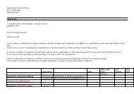 Organisation retraite d'Ecole Parc La Belle idée Septembre 2012 ...