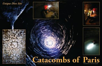 Catacombs of Paris - X-Ray Magazine