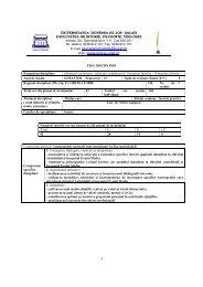 1 E-mail: secretariat.istorie@ugal.ro Web - Istorie, Filosofie şi Teologie
