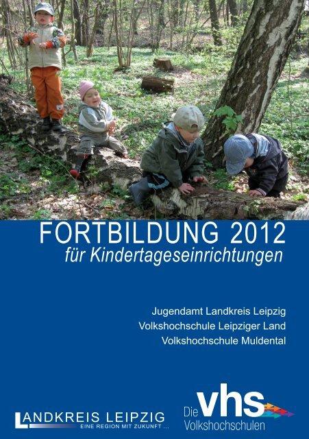 für Kindertageseinrichtungen - Volkshochschule Muldental