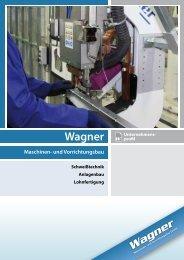 Wagner Maschinen