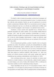 Cultura da batata x Meloidogyne spp.: uso de uma formulação com ...