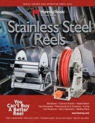 Stainless Steel Hose Reels - Wilsonassociatesinc.com