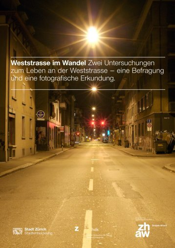 Seite 2 - Beobachtung Weststrasse