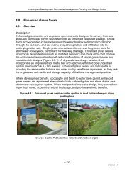Section 4.8 - Enhanced Grass Swales - Sustainable Technologies ...