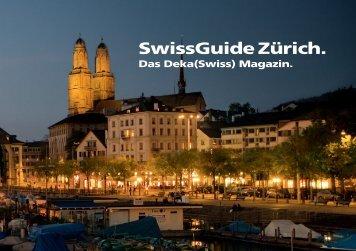 Swissguide Zürich - Deka (Swiss)