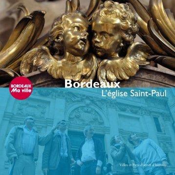 L'église Saint-Paul - Bordeaux