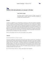 Esprit critique - Vol.06, No.02 - adelinotorres.com