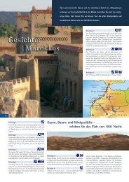 Gesichter Marokkos - HYMER.com