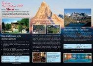 Sommer Pauschalen 2012 - Hotel Silvana