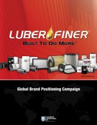 Download a PDF of the United States Distributor ... - Luber-finer