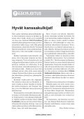 2/2013 - Suomen Inkeri-liitto ry - Page 3