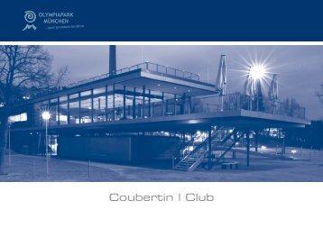 Coubertin | Club - The Premium Location - Olympiapark München