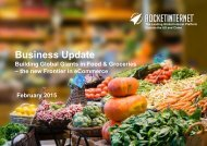 Feb 2015 Business Update