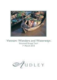 Vietnam: Wonders and Waterways - Audley Travel