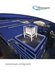 Erfolgreiche Gastveranstaltungen - Messe Friedrichshafen