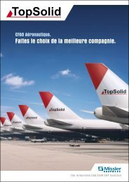 TopSolid'Cam 2008 Ad