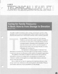Caring for Family Treasures: A Basic How-to from Storage to Donation