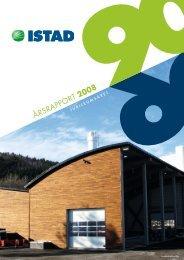 Årsrapport 2008 - Istad kraft AS
