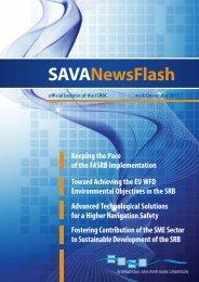 Prevzemanje - International Sava River Basin Commission
