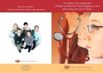Te maken met ongezonde of zieke werknemers? Als ... - lokaalloket.nl