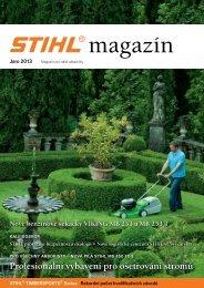 Jaro 2013 - Stihl