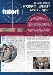 Krippo, Berti und Luise - GoodTimes Magazin
