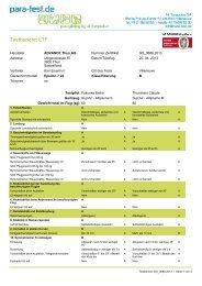 LTF Testbericht EPSILON 7 23(60-80kg) - Advance