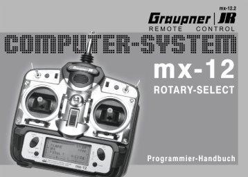 Funktions-Rotation - Graupner