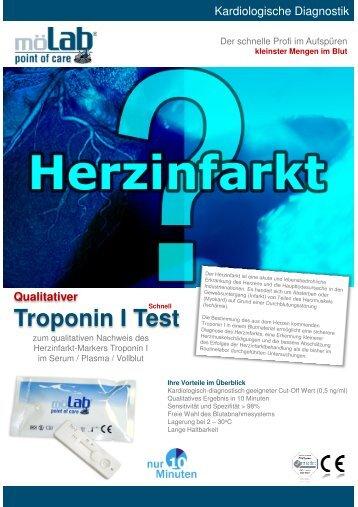 Troponin I Test