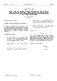 Rozhodnutí Komise ze dne 16. června 2009, kterým ... - eu energy star