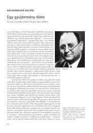 Az ötven esztendeje elhunyt Fruchter Lajos emlékére