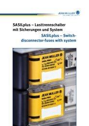 Flyer_SASILplus_2013.pdf - Jean Müller