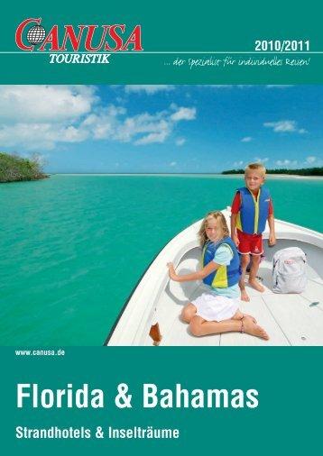 Florida & Bahamas - Paradise Coast