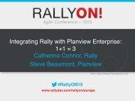 RallyON13 - Rally Software