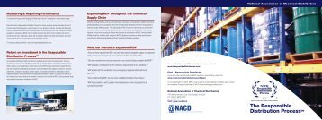 The Responsible Distribution ProcessSM - NACD