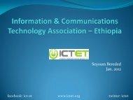 ICT-ET