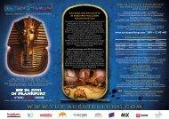 bis 24. juni in frankfurt - Tutanchamun
