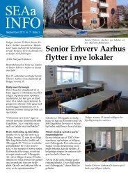 SEAa INFO september 2011 - Senior Erhverv Danmark