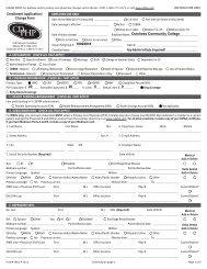 CDPHP Member Enrollment Form and SBC - Dutchess Community ...