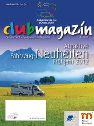 Das Mehr-Wert- Reisemobil - Caravan Salon Club