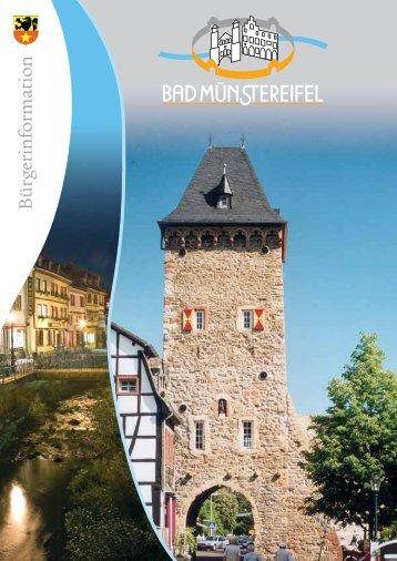 über Bad Münstereifel