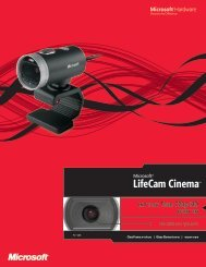 Cinema Cinema LifeCam Cinema