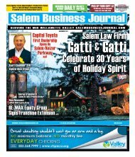 Gatti & Gatti - Salem Business Journal