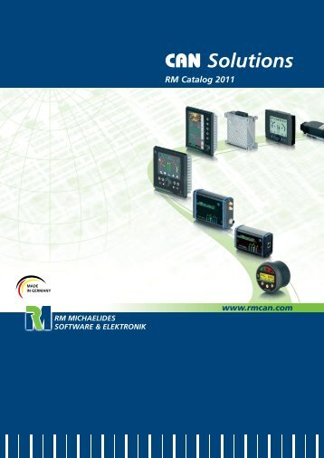 RM Catalog 2011