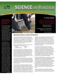 March 2008 Issue - Select Sires, Inc.