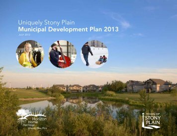 Plan - Town of Stony Plain