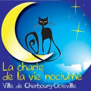 Consulter la charte de la vie nocturne - Cherbourg-Octeville