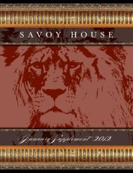 Savoy House 2012.pdf