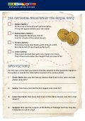 treasures and terrors family trail - Portsmouth Historic Dockyard - Page 3